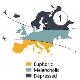 Europa-verdeeld